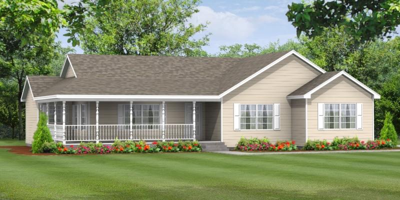 Ashwood Ranch Modular Home Floor Plan Apex Homes