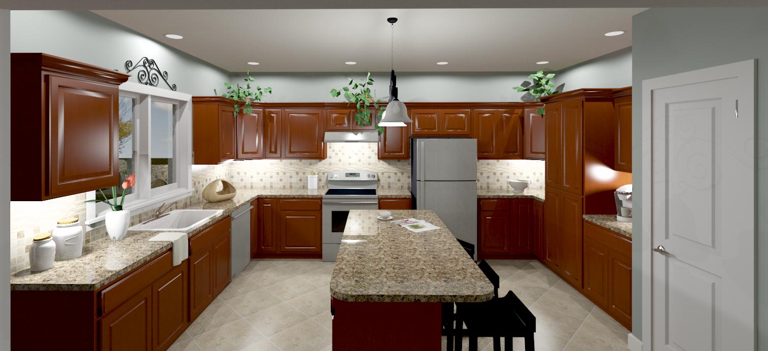 Magnolia  Two-Story Modular Floor Plan  Apex Homes