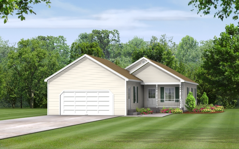 Spruce ranch modular home floor plan apex homes Modular home in pa