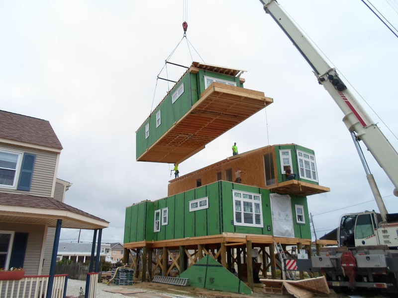 The Modular Home Construction Process