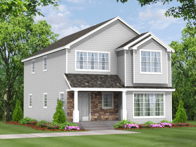 Elder Two Story Modular Floor Plan Apex Homes
