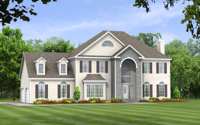 Two-Story House Floor Plans | Apex Modular Homes of PA