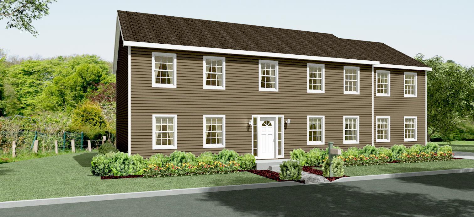 Rosedale model homes