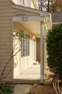 4 foor porch